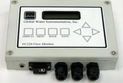 FC220 Open Channel Flow Monitor